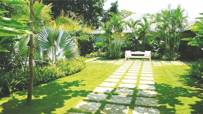Palm meadows murbad for Garden designs sri lanka