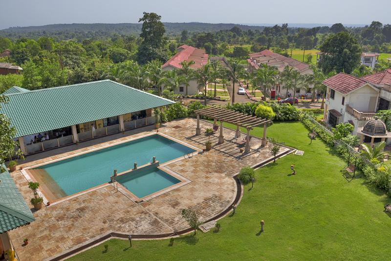 Affordable Villas In Murbad Palm Village In Murbad Near