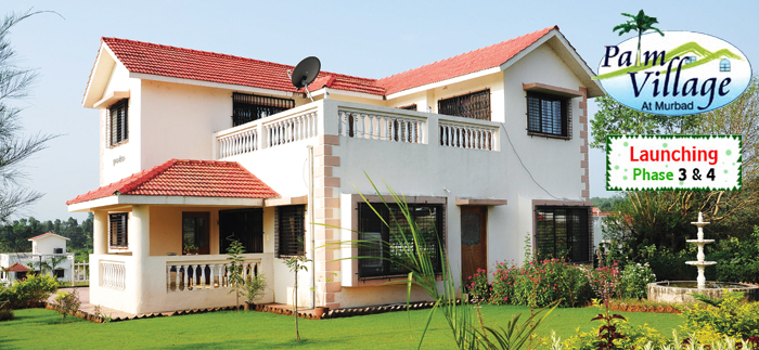 Affordable Villas In Murbad Palm Village In Murbad Near Mumbai Villas Bungalows Row Houses