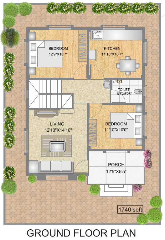 Affordable n a plots in igatpuri vacation homes in igatpuri weekend homes township in - Summer house plans delight relaxation ...